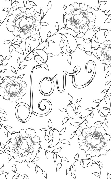 Illustration coloriage | Hello June Studio