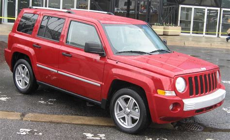 patriot jeep 2008 jeep patriot 2008 pixshark com images galleries