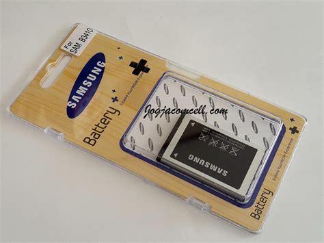 Baterai Original Samsung by Baterai Samsung Original Untuk Samsung B3410