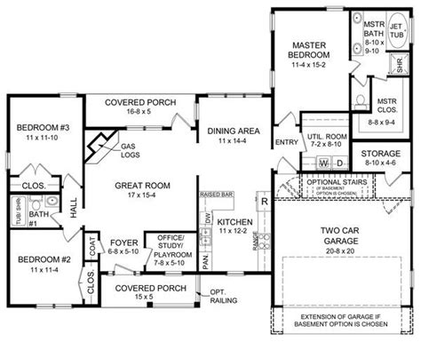 Birchwood House Plan The Birchwood 5742 3 Bedrooms And 2 5 Baths The House