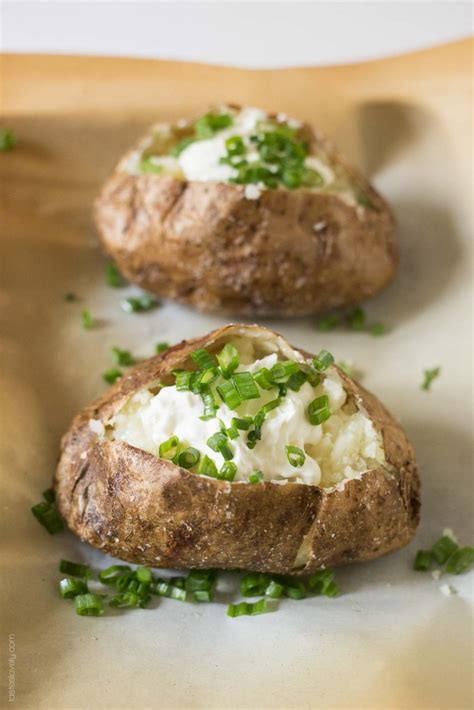 Best Potato by Baked Potatoes In Parchment Paper