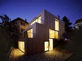 Modern Apartment Design haus am hang leibal