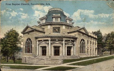 Exceptional Fayetteville Ar Churches #1: Card00868_fr.jpg