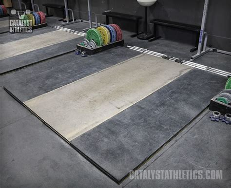 build  weightlifting platform  greg everett