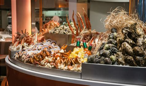 best buffets in singapore chagne brunches fresh