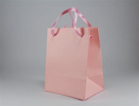 baby shower favor bags 10 pink baby shower favor bags with handles small pink