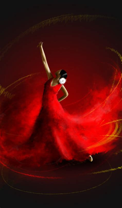 arte flamenco wallpaper flamenco dance by ocsana on deviantart