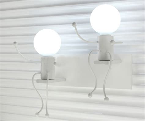 Modern Switched Bathroom Wall Light Simple Bathroom Wall Light Modern Indoor Wall Lighting