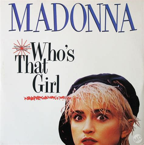 Whos That by Madonna Who S That Vinyl At Discogs