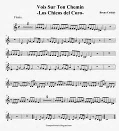 anaprofemusic partitura los chicos coro vois sur