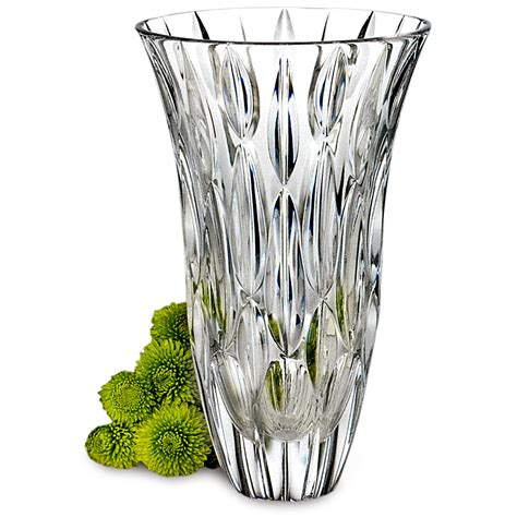 Marquis Vase by Waterford Marquis Rainfall Vase 28cm S Of Kensington