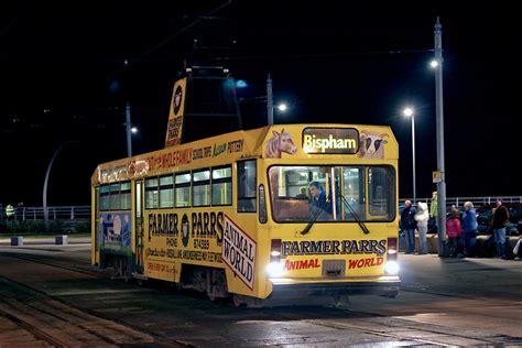 night bus film wiki image 061104 blackpool centenary 644 at night jpg