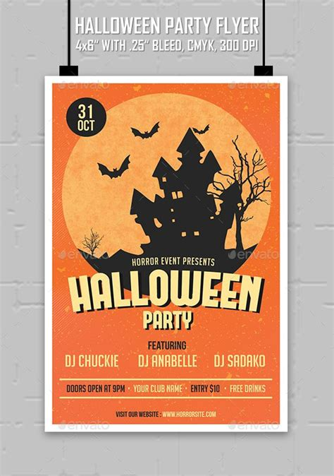 costume flyer templates best 25 flyer ideas on poster flyer and poster design