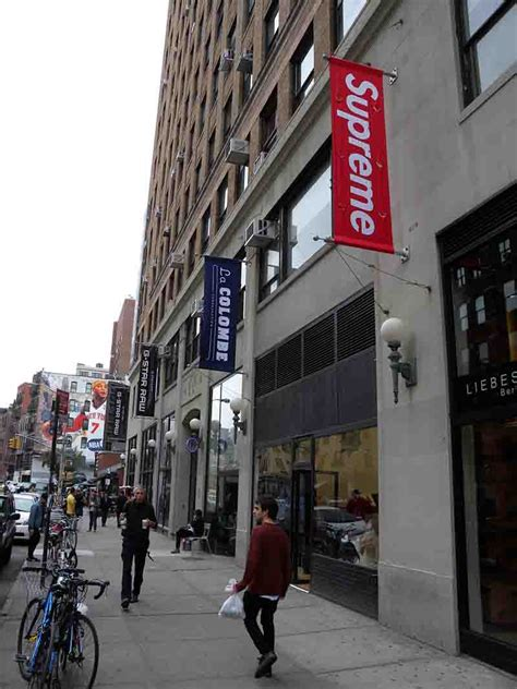 libro supreme downtown new york lafayette street new york hiroshi sawada official blog