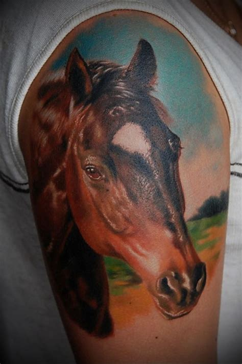 horse head tattoo 188 best images about ideas on ankle