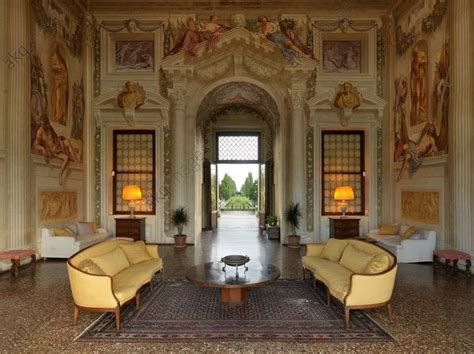 Villa Rotonda Interior by Gallery For Gt Palladio Villa Rotunda Interior
