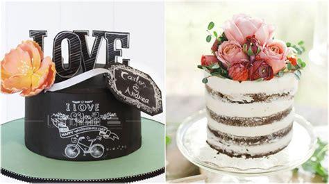 tendencias bodas 2016 2017 hispabodas tendencia en pasteles para bodas 2017