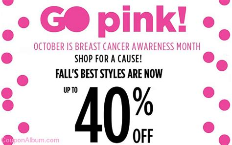 Shop For A Cause Couture For Cancer by Breast Cancer Awareness Month Shop For A Cause
