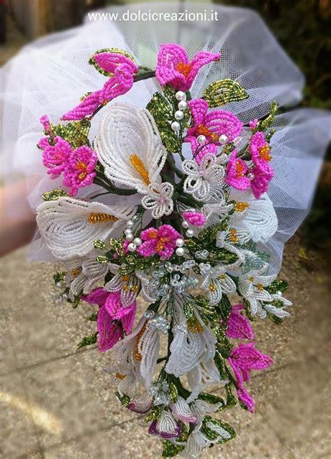 fiori perline oltre 25 fantastiche idee su fiori di perline su