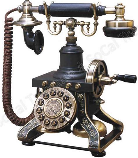 Antique Telephone Vintage Fashion Telephone style phone telephone antique phone rotary style eiffel corded landline 870586000035 ebay