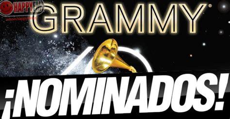 lista completa de nominaciones para los grammys 2018 premios grammy 2018 grammys nominados premios grammy 2018 lista completa de nominados