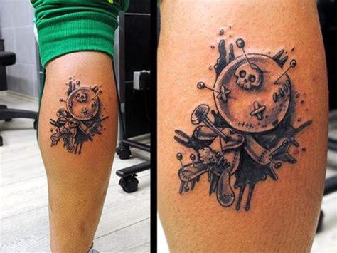 voodoo dolls tattoo designs 33 staggering voodoo designs inkdoneright
