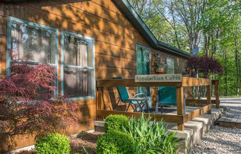 Appalachian Vacation Cabins by Appalachian Cabin Near Nashville In Brown County Indiana