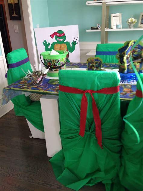 ninja turtle sofa chair ninja turtle chair covers birthdays parties