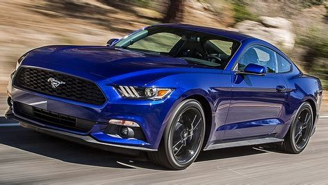 Mustang Auto Modelle by Ford Mustang Autobild De