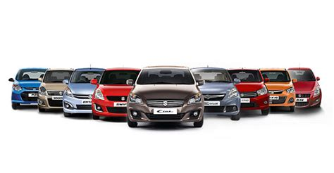 Maruti Suzuki Cars All Models Petrol Diesel And Cng Cars Best Hatchback Cars In India