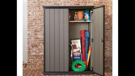 keter high store shedcabinet youtube