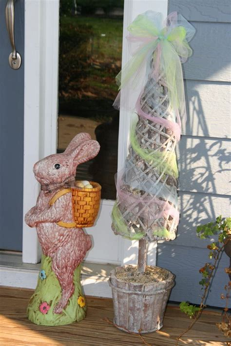 123 best images about easter outdoor decorations on