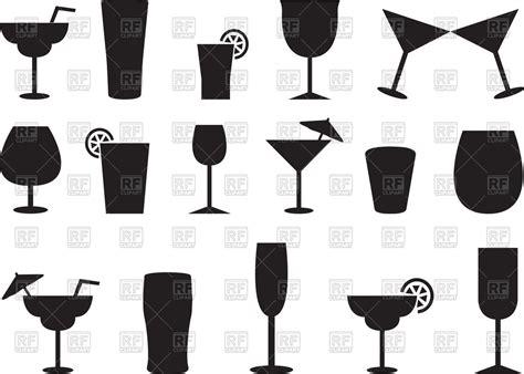margarita silhouette margarita silhouette vector pixshark com images