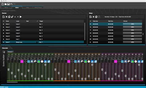 Dmx Lighting Software by American Dj Dmx Lighting Software Mcquade Musical Instruments