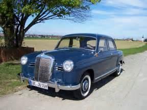 Mercedes 180d Mercedes 180d 1953 1962 Autoandrive