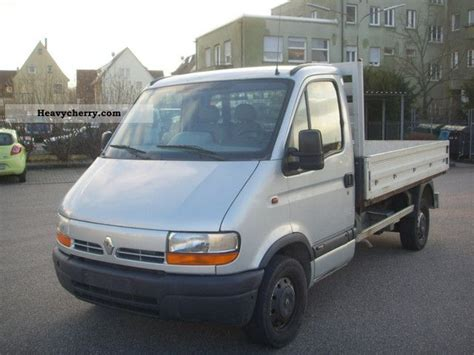 renault master 2001 renault maker with pictures page 34