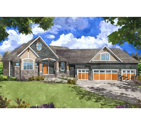 rambler homes rambler floor plans plan 260 tjb homes