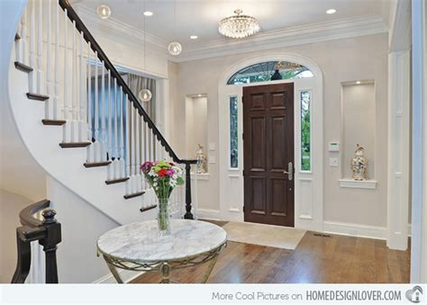 foyer home 16 ways to light your home s foyer home design lover
