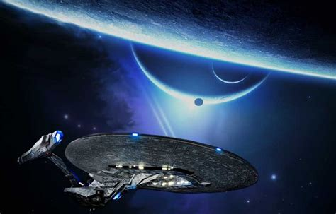 star trek section 31 ships the uss vengeance was a 23rd century federation