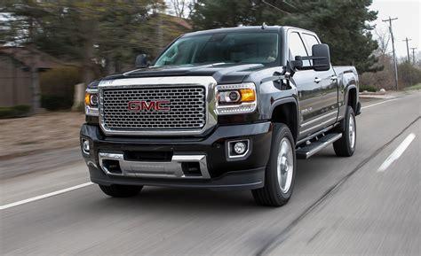 New 2020 Gmc Heavy Duty Trucks by 2017 Gmc 2500 Heavy Duty Trucks Reviews 2019 2020