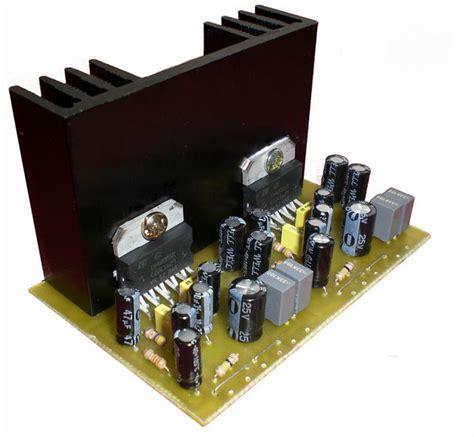 menentukan kaki kapasitor tantalum mengatasi dengung noise dan treble pecah pada rangkaian power lifier mengatasi dengung