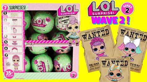 Lol Suprise Doll Series 1 Pranksta lol dolls series 2 wave 2 the hunt for luxe sugar pranksta