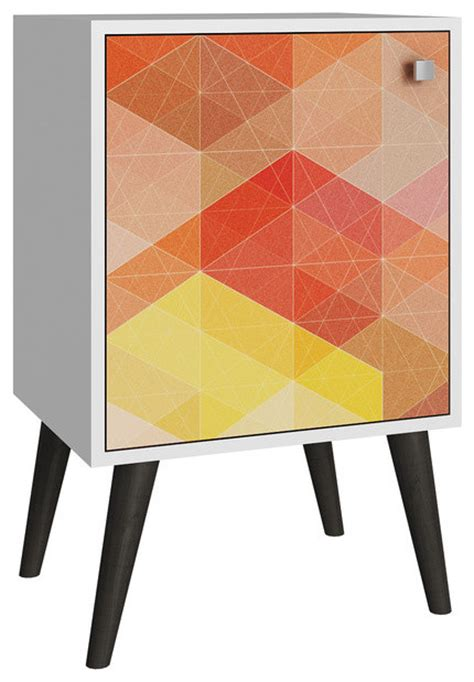 Funky End Tables by Accentuations Funky Avesta Side Table 1 0 Side Tables