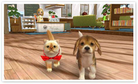 nintendogs and cats pomeranian mario yoshi friends magazine 3ds nintendogs cats valanga di foto