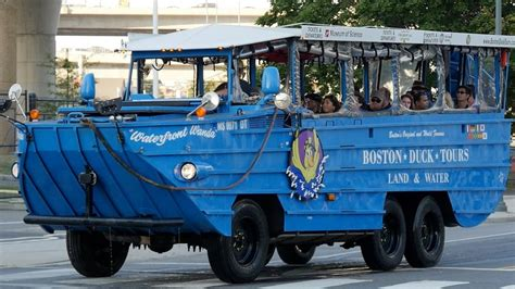 boston duck boats pictures duck boat for children kids truck video hibious