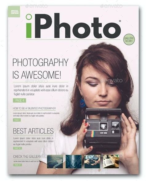 Magazine Cover Template Covers A Brochure Mock Ups Free Download Photoshop Giancarlosopo Info Gq Cover Template Psd