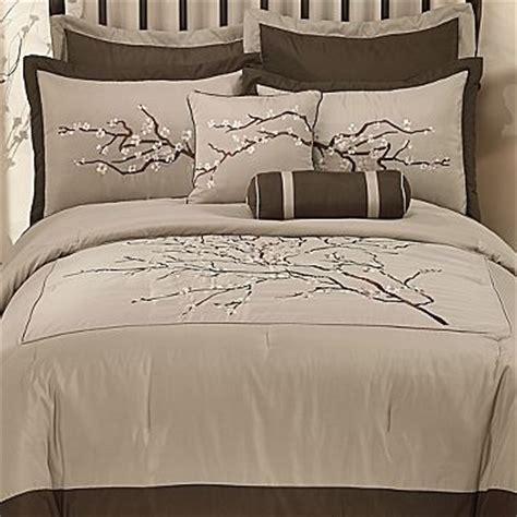 Zen Bedding Sets Zen Blossom 8 Pc King Comforter Set
