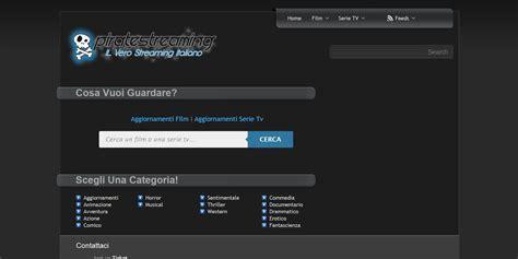 i nuovi siti di film streaming in italiano i nuovi siti di film streaming in italiano