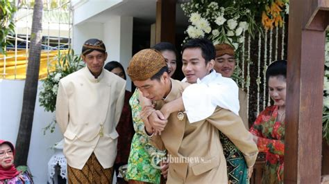 profil putra jokowi gibran fakta fakta rencana pernikahan kahiyang ayu putri jokowi