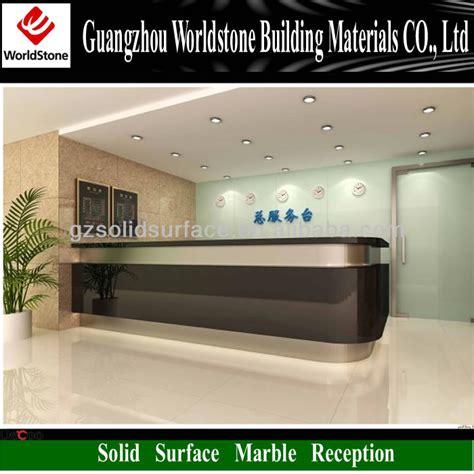 modern reception counter design design moderno mesa de recep 231 227 o do hotel contador